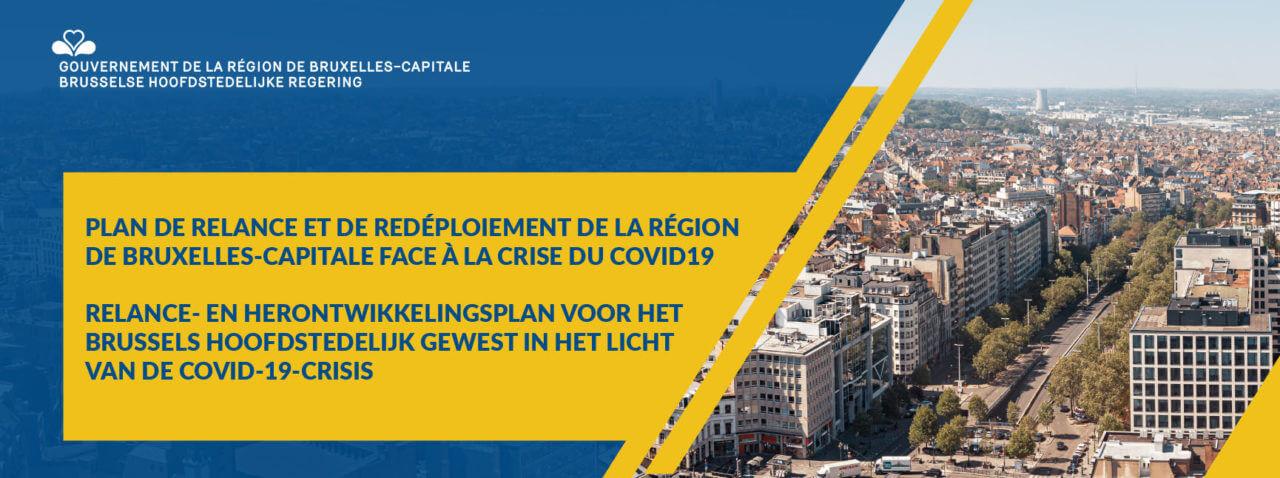 Le Gouvernement Bruxellois Presente Son Plan De Relance Et De Redeploiement Pour Faire Face A La Crise Covid 19 Rudi Vervoort